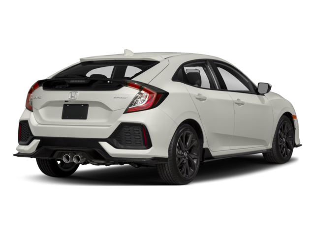 Honda Civic Lease >> 2018 Honda Civic Hatchback Sport Cvt Lease 189 Mo 0 Down Available