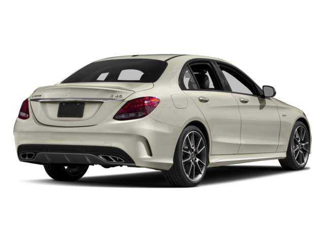 New 2018 mercedes benz c class c43 amg 4d sedan in for Mercedes benz corporate run 2018