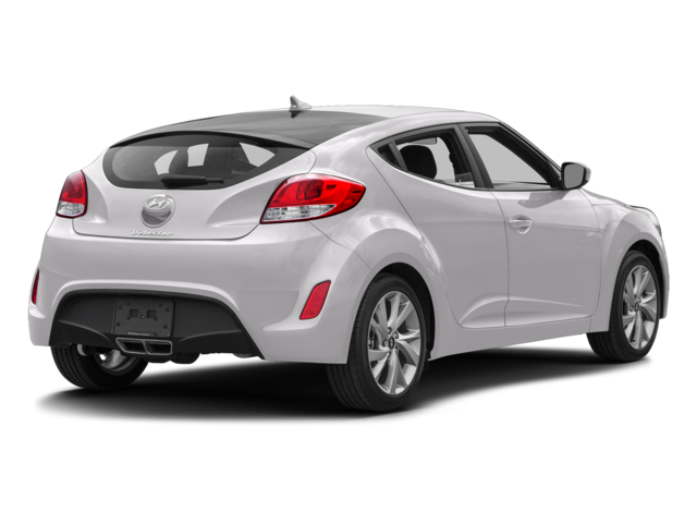 New 2017 Hyundai Veloster Value Edition 3d Hatchback In