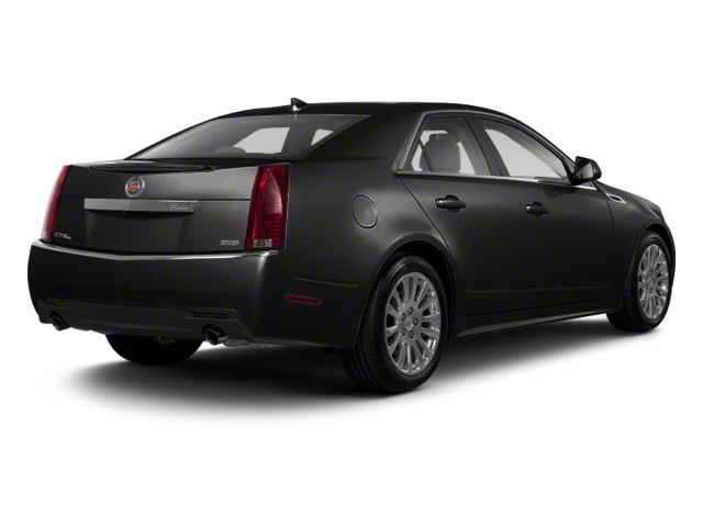 Pre-Owned 2013 Cadillac CTS Luxury