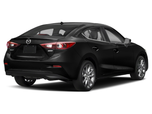 New 2018 Mazda3 GS at