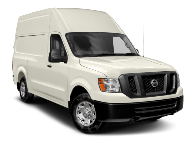 New 2018 Nissan NV Cargo SL V8 NAVIGATION With Navigation