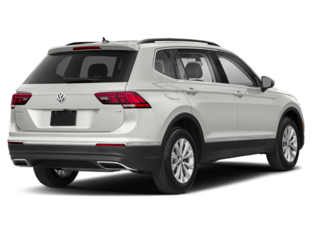 New 2020 Volkswagen Tiguan Highline 2.0T 8sp at w/Tip 4M