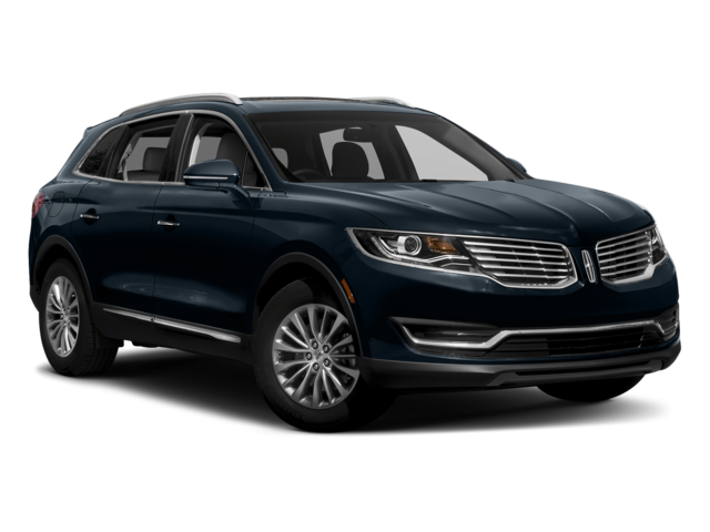 New 2018 Lincoln MKX Reserve