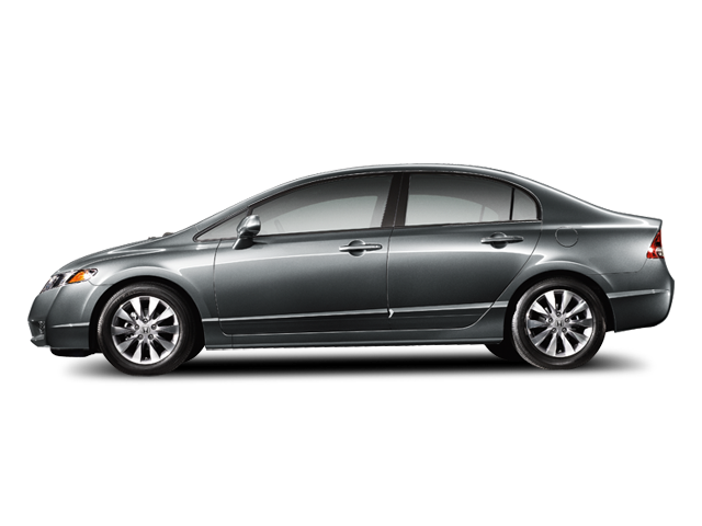 Pre-Owned 2010 Honda Civic EX