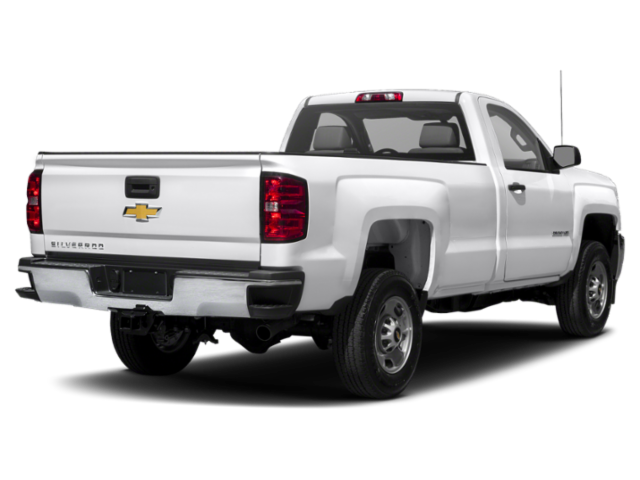 New 2019 Chevrolet Silverado 2500HD WT