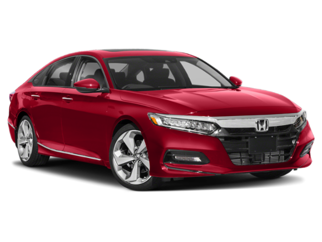 New 2018 Honda Accord Sedan Touring 1.5T With Navigation