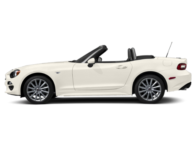 New 2019 FIAT 124 Spider Lusso Convertible