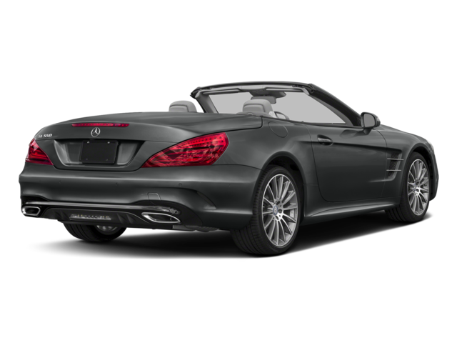 New 2018 Mercedes Benz Sl Sl 550 Roadster In Little Silver