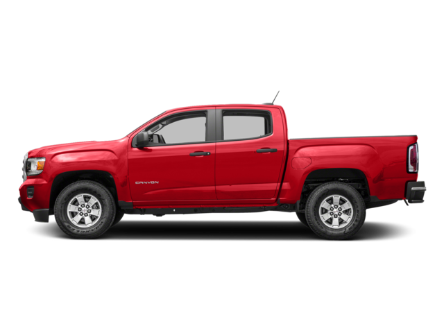New 2017 Gmc Canyon 2wd Crew Cab 128 3 Crew Cab Pickup In