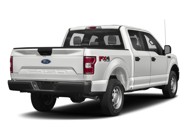 New 2018 Ford F 150 Xl Crew Cab Pickup In Pittsburgh 12416