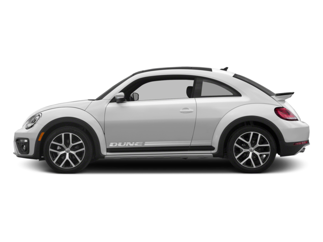 New 2018 Volkswagen The Beetle Dune Coupe 2.0T 6sp at w/Tip