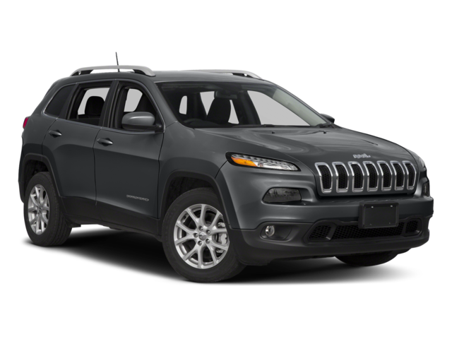 new 2018 jeep cherokee latitude plus 4d sport utility in post falls j180001 findlay chrysler. Black Bedroom Furniture Sets. Home Design Ideas