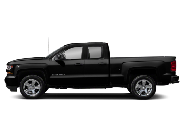 New 2019 Chevrolet Silverado 1500 Ld Silverado Custom Double Cab In