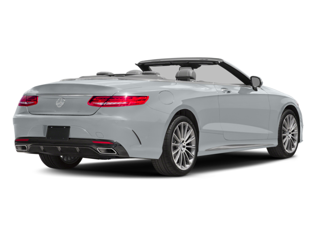 New 2017 Mercedes Benz S Class S 550 Sport Cabriolet In