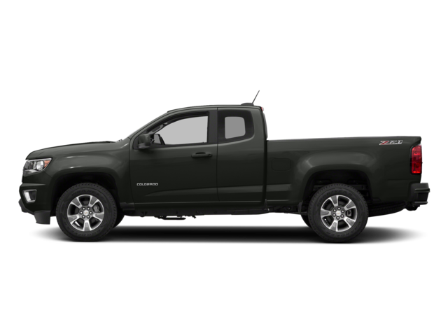 New 2018 Chevrolet Colorado 4wd Ext Cab 128 3 Extended Cab