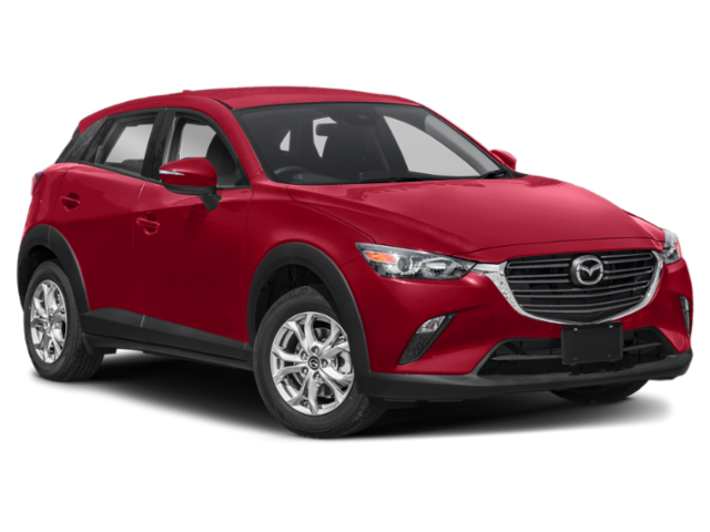 New 2020 Mazda CX-3 GS