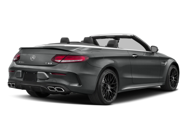 New 2017 Mercedes Benz C Class Amg 174 C 63 Cabriolet In