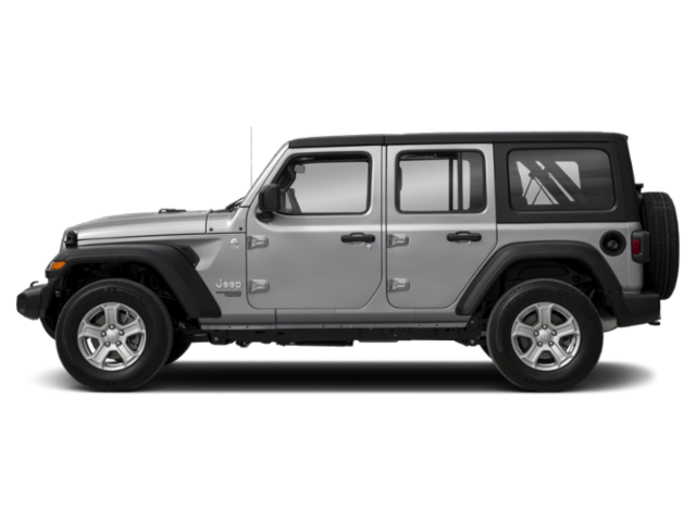 New 2019 Jeep Wrangler Unlimited Moab
