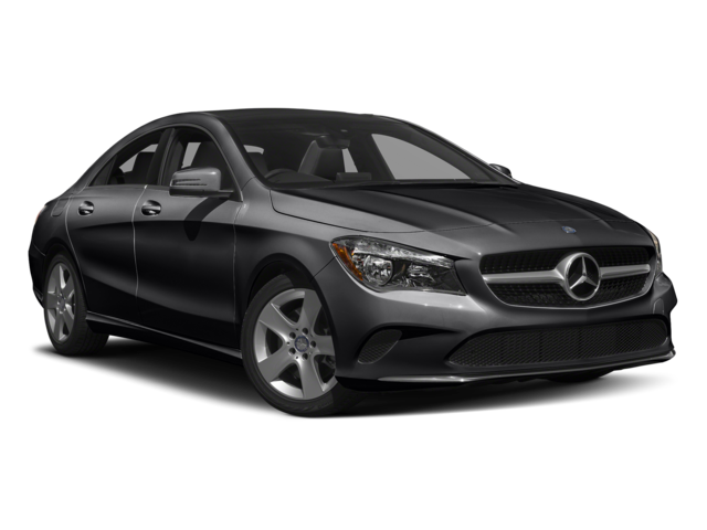 New 2018 mercedes benz cla cla250 coupe in vancouver for Mercedes benz of naples inventory