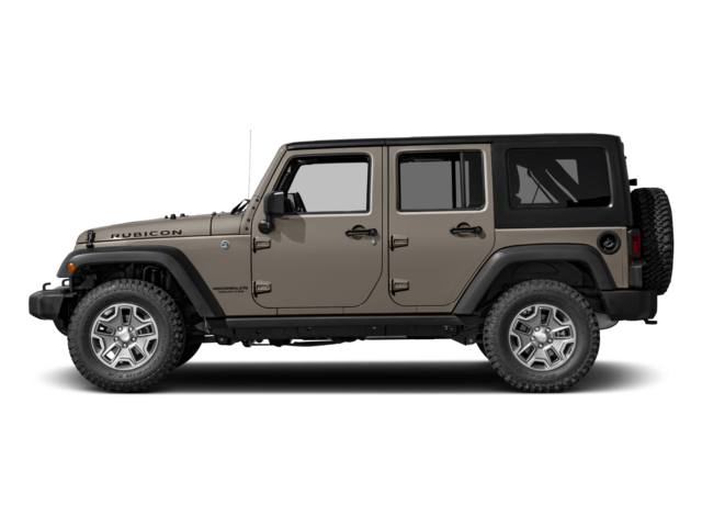 New 2017 Jeep Wrangler Unlimited Rubicon 4d Sport Utility