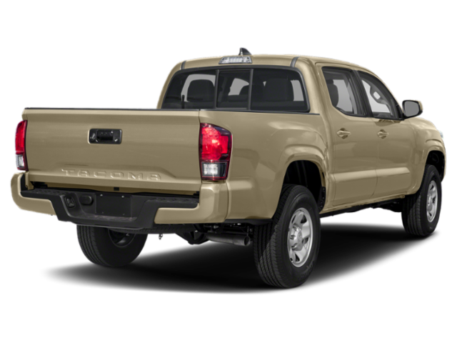 New 2020 Toyota Tacoma 2WD TRD Sport Double Cab 5' Bed V6 AT (Natl)