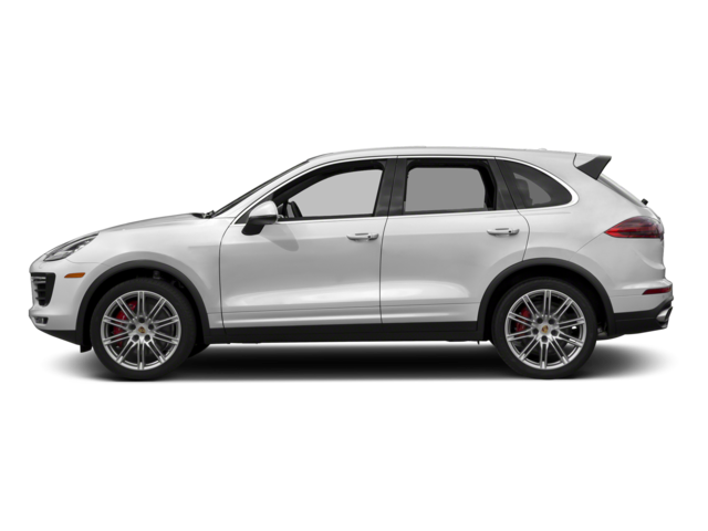 New 2018 Porsche Cayenne Turbo