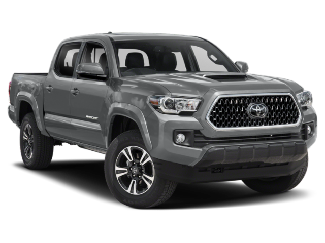 New 2019 Toyota Tacoma TRD Sport Double Cab 6' Bed V6 AT