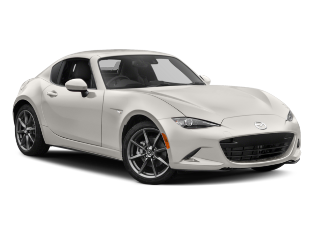 New 2017 Mazda MX-5 Miata RF Grand Touring RWD Grand Touring 2dr Convertible 6M