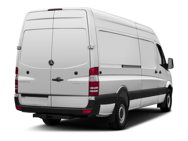 New 2016 Mercedes Benz Sprinter Cargo Vans Ext Full Size