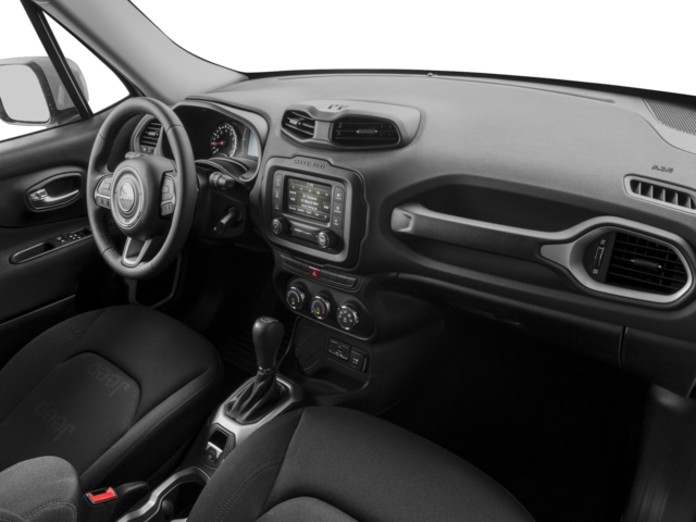 New 2015 JEEP Renegade Latitude