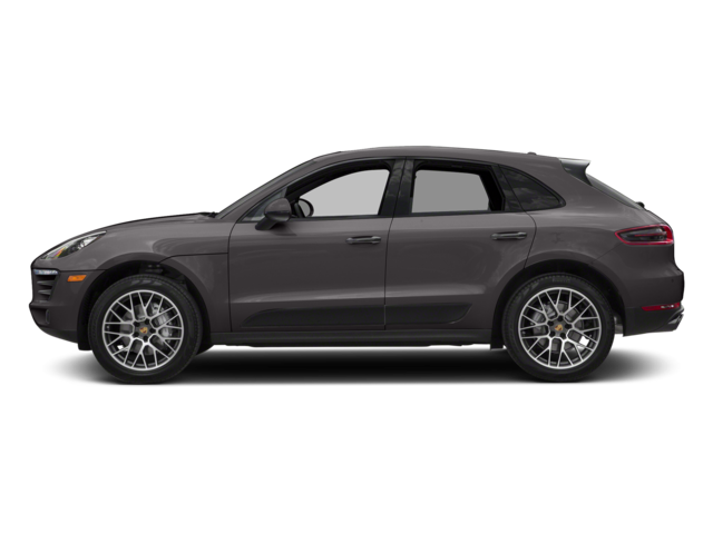 New 2018 Porsche Macan Macan Turbo
