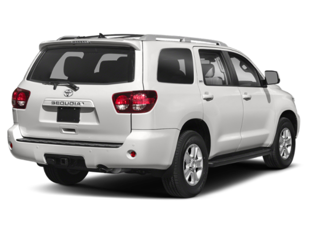 New 2019 Toyota SEQUOIA 4X2 SR5 8-PASS 5.7L V8