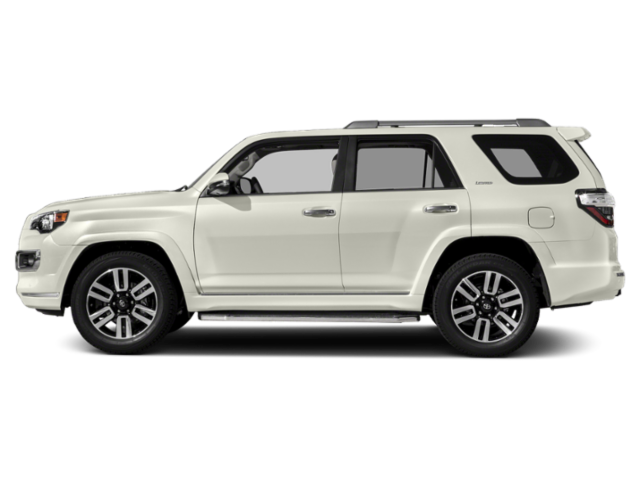 New 2019 Toyota 4RUNNER 4X4 LIMITED V6