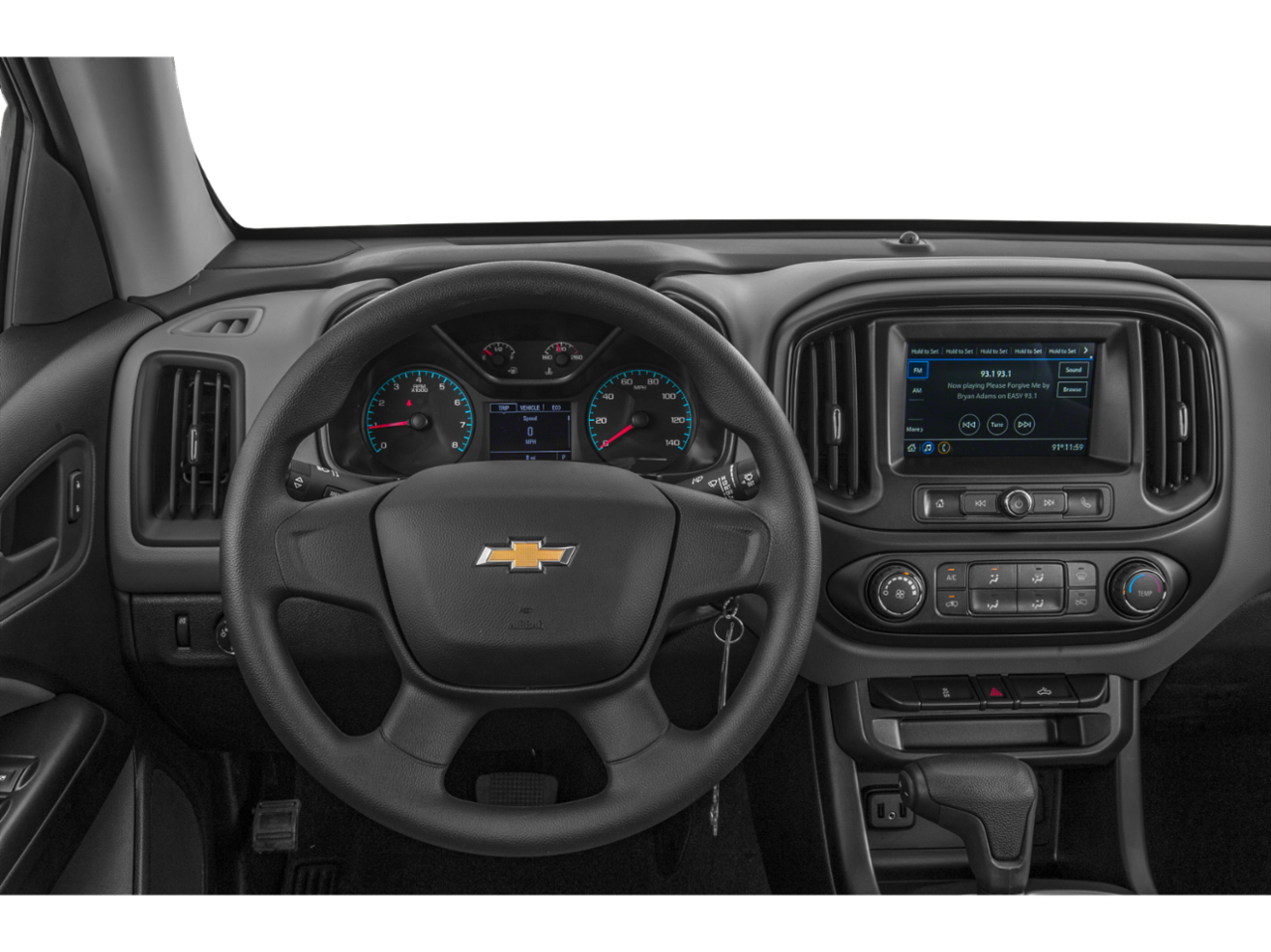 New 2020 Chevrolet Colorado 2WD Work Truck