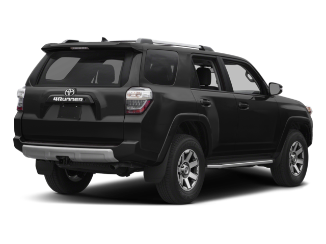 New 2018 Toyota 4runner Trd Off Road 4x4 Trd Off Road
