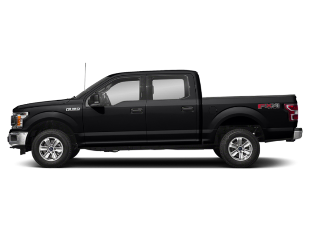 New 2019 Ford F-150 XLT 4WD