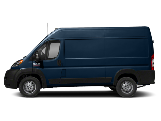 New 2020 RAM ProMaster High Roof 159WB