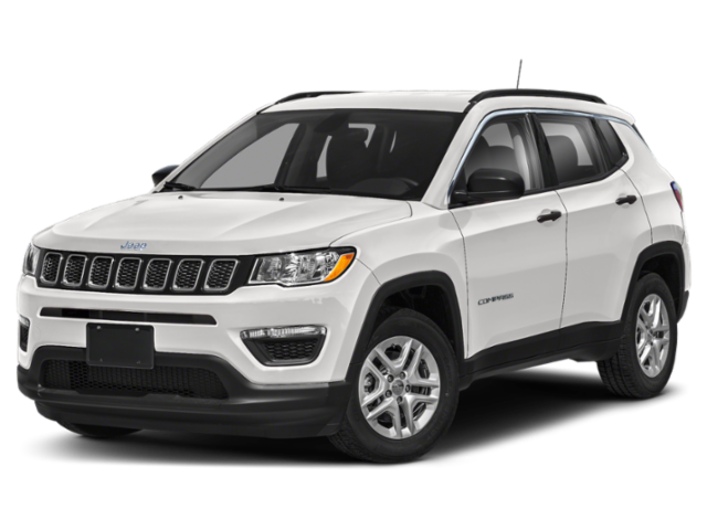 New 2021 JEEP Compass