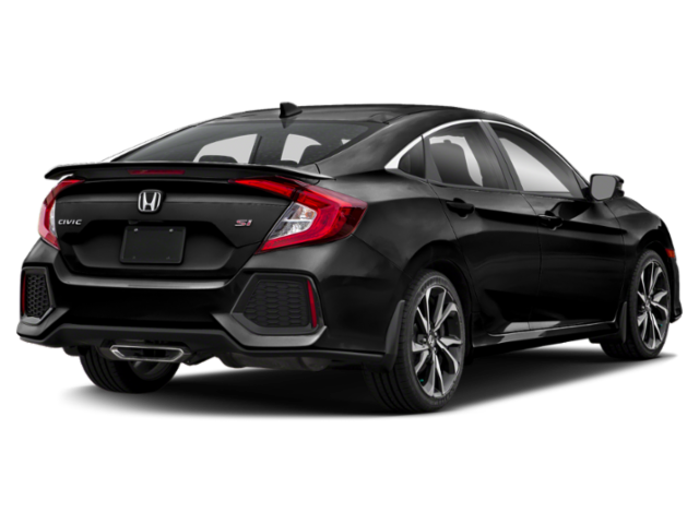Demo 2019 Honda Civic Sedan SI MT