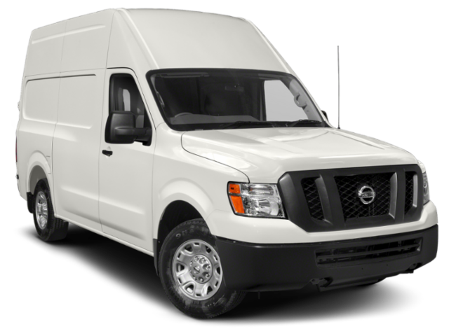 New 2020 Nissan NV Cargo 2500 HD SV