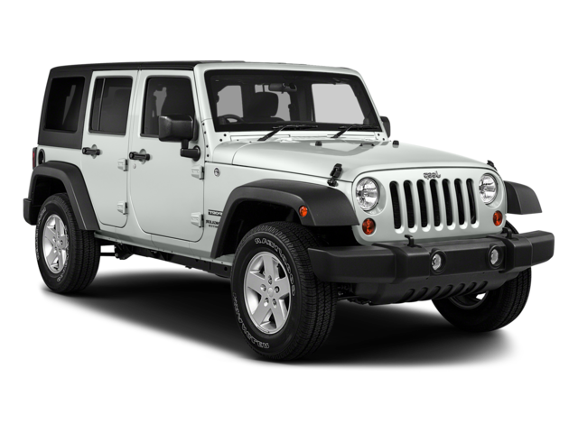 2018 Jeep Wrangler Unlimited Sport S Sport Utility For