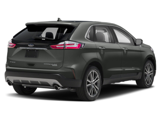 New 2019 Ford Edge TITANIUM AWD