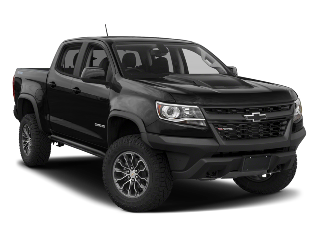 New 2018 chevrolet colorado zr2 4d crew cab in comanche for Bayer ford motor company