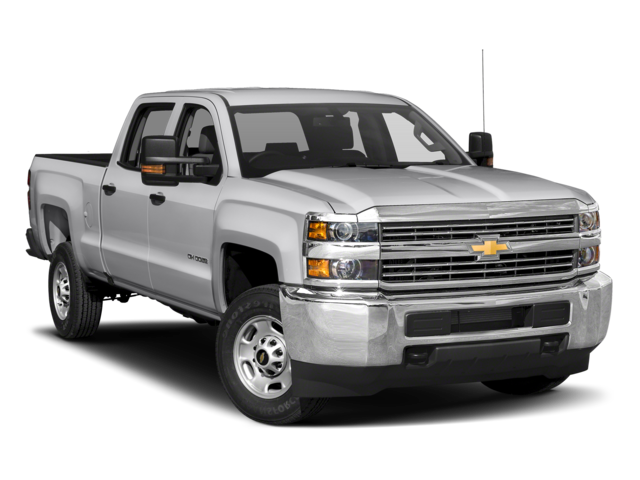 New 2018 chevrolet silverado 2500hd work truck 4d crew cab for Bayer ford motor company