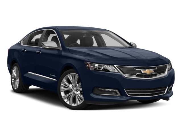 New 2018 Chevrolet Impala Premier 4D Sedan in Libertyville ...
