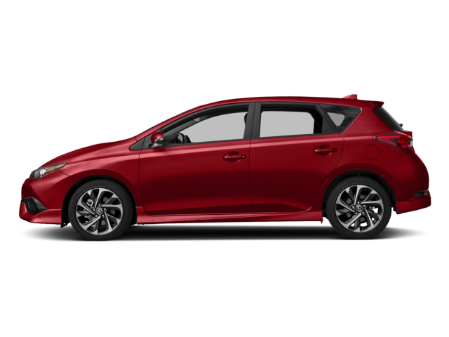 New 2018 Toyota Corolla Im Base 5d Hatchback In Crystal