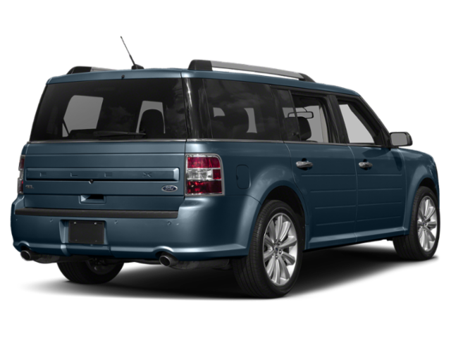 2018 Ford Flex: Comes Unchanged And Possibly As The Last Version >> New 2019 Ford Flex Sel Blue With Navigation Awd For Sale In Rifle Co