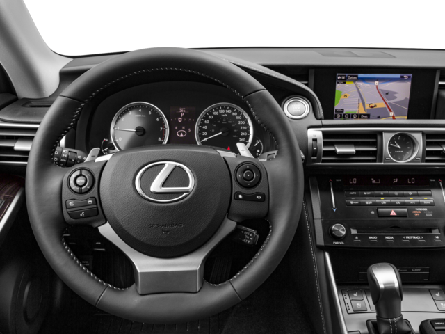 New 2015 Lexus Is 250 4dr Car In Edison F152049 Ray