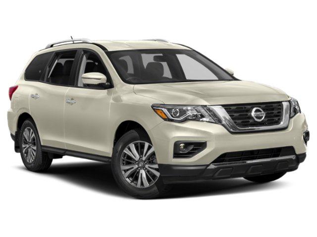 New 2020 Nissan Pathfinder SL
